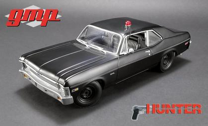 Chevrolet Nova 1971 Police Hunter