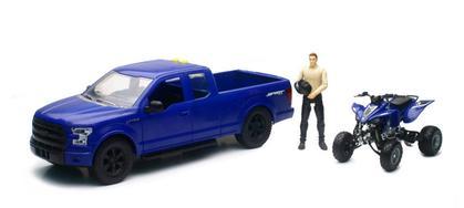 Ford F-150 & Yamaha 1:14 (Plastic)