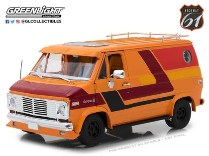 Chevrolet G-Series Van 1976