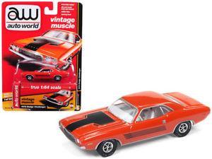 Dodge Challenger Rallye HO 1972