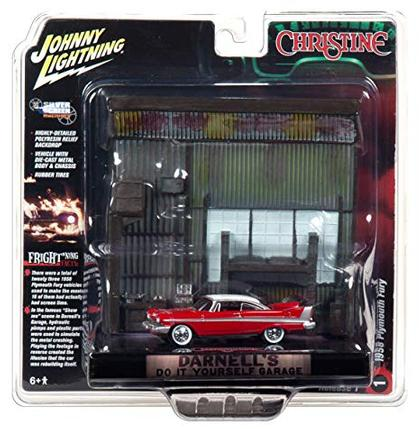 Plymouth Fury 1958 with