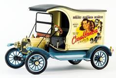 Ford Model T Cargo Van 1917