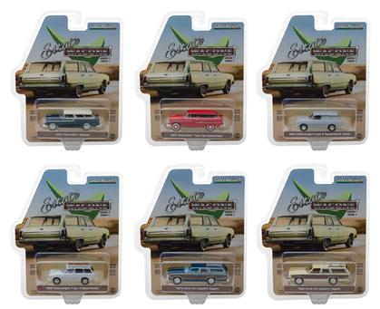 Estate Wagons Series 1 Set 1/64