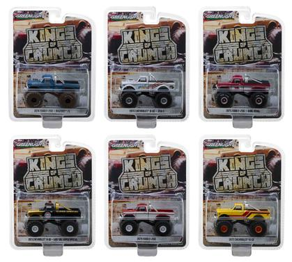 Kings of Crunch Series 1 Set 1/64 *SOLD OUT, WILL GET MORE*