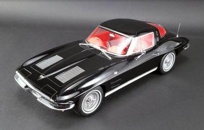 Chevrolet Corvette 1963 Split Window 1:12