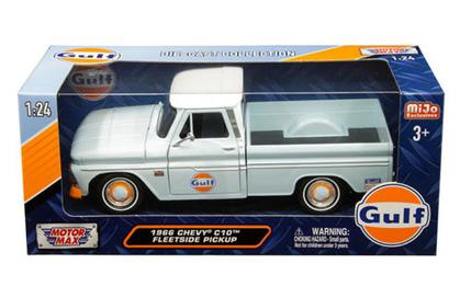 Chevrolet C10 Fleetside Pickup 1966 Gulf