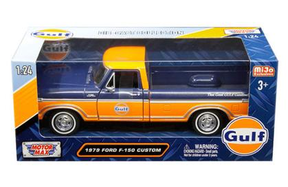 Ford F-150 Custom Pickup 1979 Gulf