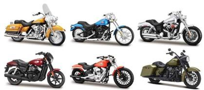 HARLEY-DAVIDSON SERIES 36 (6 MOTORCYCLES)