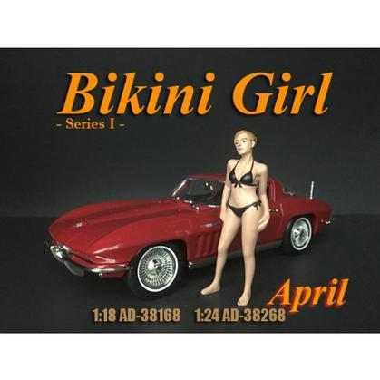 Figurine Bikini Girl