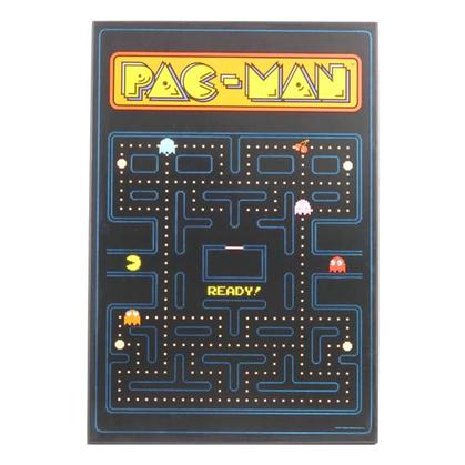 PAC MAN WOOD WALL ART 17