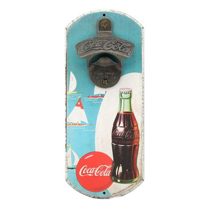 COCA-COLA SAILBOAT BOTTLE OPENER 3.5