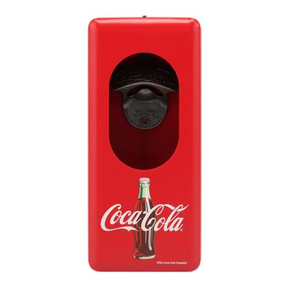 COCA-COLA METAL BOTTLE OPENER 3.5