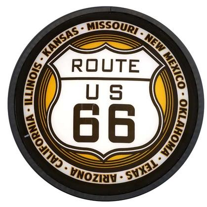 ROUTE 66 LIGHTED GLOBE 16