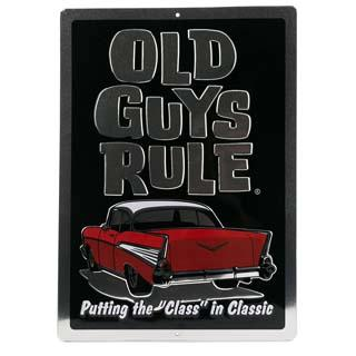 OLD GUYS RULE - Classic