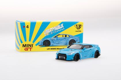 Nissan Skyline GT-R R35 Liberty Walk Works