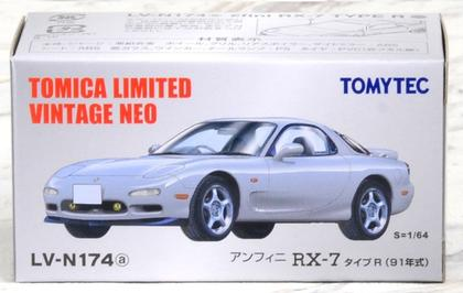 Mazda RX-7 Type R TomyTec 1:64