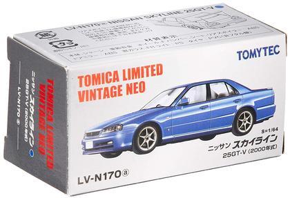 Nissan Skyline 25 GT-V TomyTec 1:64