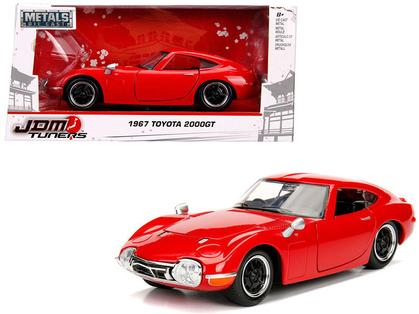 TOYOTA 2000GT COUPE 1967