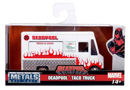 Deadpool Food Truck