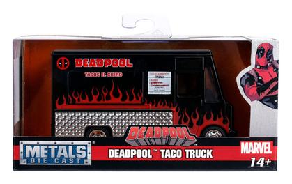 Deadpool Food Truck