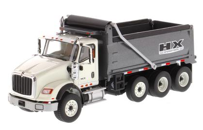International HX620 Dump Truck