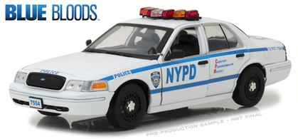 Ford Crown Victoria 2001 Police