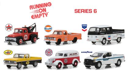 Running on Empty Series 6 Set