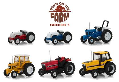 Down on the Farm Series 1 Set Tractor