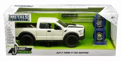 Ford F-150 Raptor 2017 with Extra Wheels