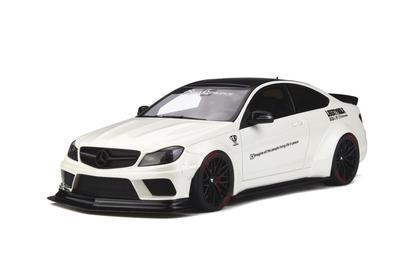 Mercedes C63 AMG LB Performance