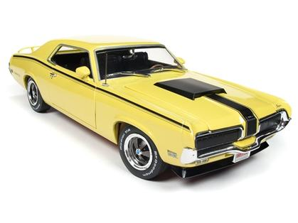 Mercury Cougar Eliminator 1970 (December 19)