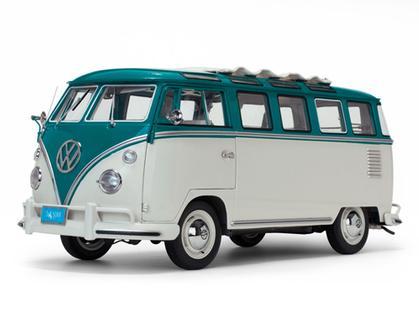 Volkswagen Samba 1962