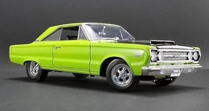 Plymouth GTX 1967