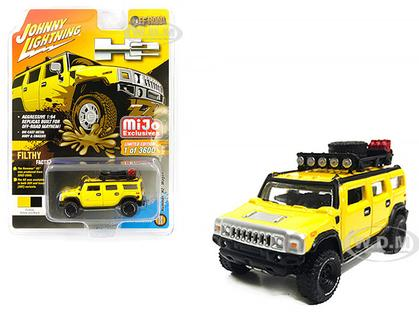 Hummer H2 Wagon W/accessories