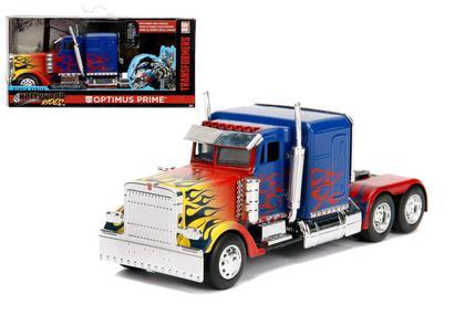Transformers T1 Optimus Prime Truck