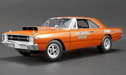 DODGE HEMI DART 1968 MAX HURLEY'S DODGE (Feb 2019)