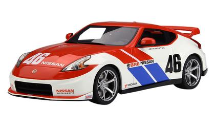 Nissan 370Z Coupe 2010 #46