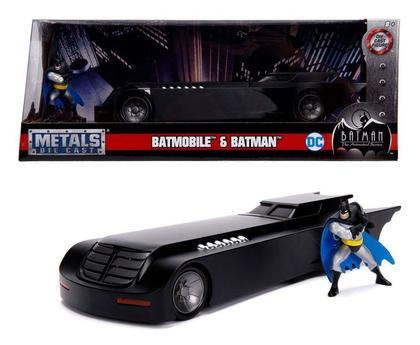 Batman The Animated Series Batmobile with Batman Figure