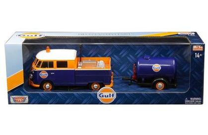 Volkswagen Service Truck With Oil Tank Gulf Oil