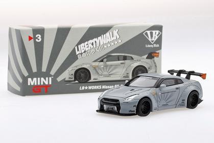 Nissan GT-R R35 LB Performance