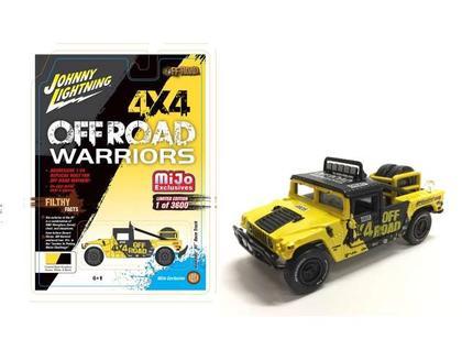 Hummer H1 Off-Road Warriors 4x4 Race