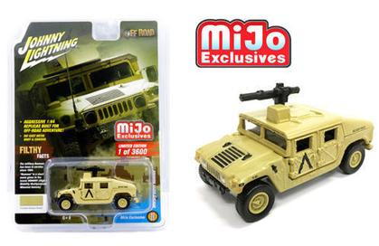 Hummer Humvee Military Outfit Police Off-Road