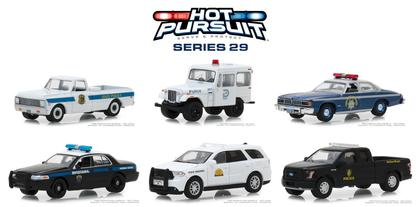 1/64 Hot Pursuit Series 29 Set