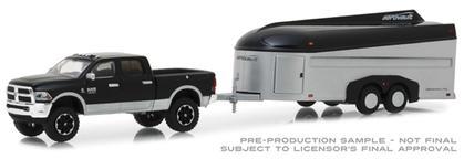 Dodge Ram 2500 2017 with Aerovault Trailer
