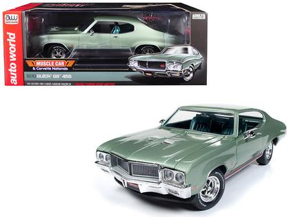 Buick Grand Sport GS 455 1970 (february)