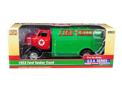 Ford Tanker 1953 Truck Texaco - Fire-Chief