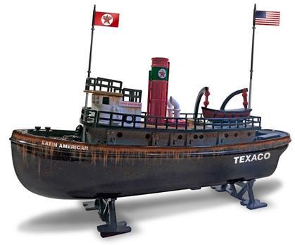 Texaco Latin American Tugboat #10 U.S.A. Series (9