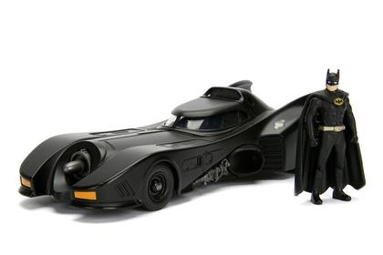 Batmobile with Batman Figure Model-Kit Build n Collect Hollywood rides