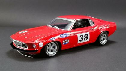 Ford Boss 302 1969 Trans Am Mustang #38
