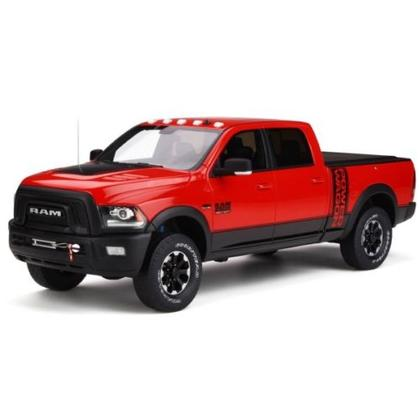 Dodge Ram 2500 Power Wagon 2017